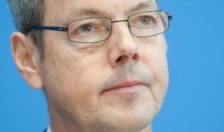 Wirtschaftsweiser Bofinger: EZB-Zinssenkung nur «homöopathisch» (Foto)
