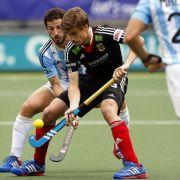 Deutsche Hockey-Teams bei der WMunter Druck (Foto)
