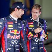 Denkwürdige Teamzweikämpfe der Formel 1 (Foto)