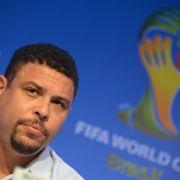 Ronaldo: Müller ein WM-Starkandidat (Foto)