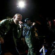 Linkin Park fühlen sich nach Williams Lob «königlich» (Foto)