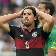 Länderspiel: 6:1 Deutschland-Armenien (Foto)