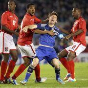Positives Messi-Fazit - Demichelis und Palacio verletzt (Foto)