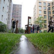 Mauer-Gedenkstätte wird erweitert (Foto)