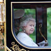 Queen reist mit Eurostar zu Staatsbesuch in Frankreich (Foto)