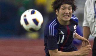 Neuzugang Haraguchi zur Unterschrift bei Hertha BSC (Foto)