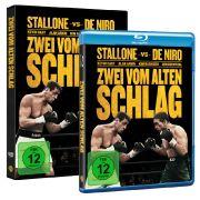 Blu-ray und DVD zu Zwei vom alten Schlag sind seit dem 22. Mai 2014 im Handel erhältlich.