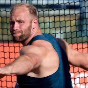 Diskus-Olympiasieger Harting gewinnt in Rom (Foto)