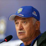 Scolari träumt von WM-Finale Brasilien-Argentinien (Foto)
