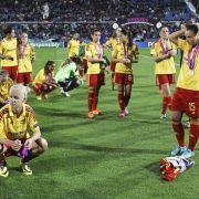 Champions-League-Finalist Tyresö beendet Saison (Foto)