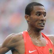 Tesfaye immer schneller: Platz vier in Rom (Foto)