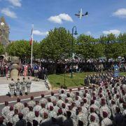 Wiedersehen mit Putin bei Feiern zum D-Day in Normandie (Foto)