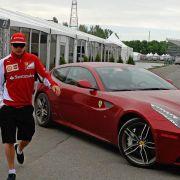 200 Mal Räikkönen: «Sicher ein Meilenstein» (Foto)