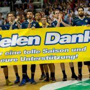 Trotz Playoff-Aus:Oldenburg will Top-Teams angreifen (Foto)