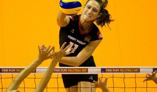 Volleyball:Nationalteams wollen Stuttgart rocken (Foto)