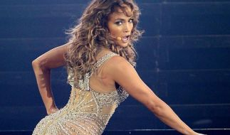 Jennifer Lopez soll wieder Single sein. (Foto)