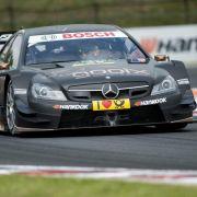DTM:Mercedes darf weiterentwickeln (Foto)
