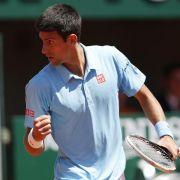 Djokovic greift nach letztem Grand-Slam-Titel (Foto)