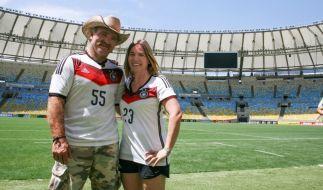 Konny und Manu Reimann entdecken Brasilien. (Foto)