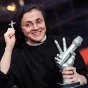Eine Stimme Gottes als «Voice of Italy» (Foto)