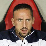 Frankreich geschockt: Ribéry fällt für die WMaus (Foto)