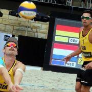 Vier Beach-Teams bei EM in Cagliari im Viertelfinale (Foto)