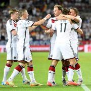 WM-Test gelungen: 6:1 gegen Armenien - Reus verletzt (Foto)