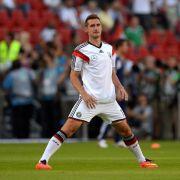 Rekordtorschütze Klose besser als «Bomber» Müller (Foto)
