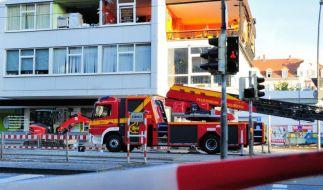 Nach Explosion in Restaurant: Schwerverletzte außer Lebensgefahr (Foto)