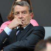 DFB-Chef Niersbach kritisiert Blatters Vorgehen (Foto)