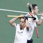 Hockey-Teams in ungewohnter Rolle: Schützenhilfe nötig (Foto)