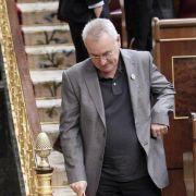 Vereinigte Linke will Referendum zur Monarchie in Spanien (Foto)