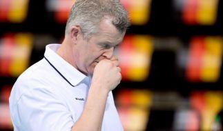 Schwacher Auftakt: Volleyballer 0:3 gegen Frankreich (Foto)