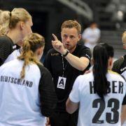 DHB-Frauen gewinnen Länderspiel gegen Niederlande (Foto)