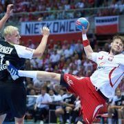 DHB darf hoffen: Gute WM-Ausgangsposition trotz Pleite (Foto)