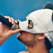 Cro:Drei Länder, drei Konzerte (Foto)