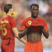 Belgien gewinnt letzten Test vor WM gegen Tunesien (Foto)
