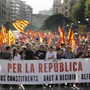 Neue Proteste gegen Monarchie in Spanien (Foto)