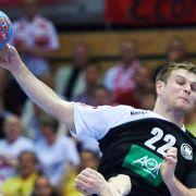 Nach Niederlage: Handballer setzen auf Magdeburg-Effekt (Foto)