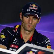 Webber versöhnlich über Vettel: Heute geselliger mit ihm (Foto)