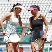 Hsieh und Peng gewinnen Damen-Doppel bei French Open (Foto)