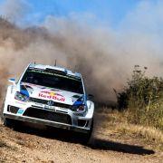 Rallye-Weltmeister Ogier siegt auch auf Sardinien (Foto)