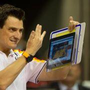 Klare Sache: Volleyballerinnen erneut 3:0 gegen Spanien (Foto)