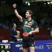 Düsseldorf wird Meister und gewinnt Tischtennis-Double (Foto)