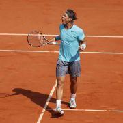 Rekordmann Nadal verwehrt Djokovic French-Open-Sieg (Foto)