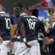 Frankreich feiert 8:0-Sieg im WM-Test gegen Jamaika (Foto)