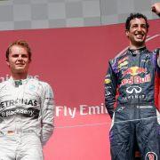 Rosberg: «Keine Lust, dass Red Bull gewinnt» (Foto)