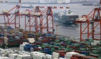 Japans Wirtschaft stärker gewachsen als gedacht (Foto)