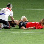 Weiter Sorgen in Chile um WM-Hoffnungsträger Vidal (Foto)