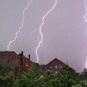 Tote und Schwerverletzte bei Unwetter zu Pfingsten (Foto)